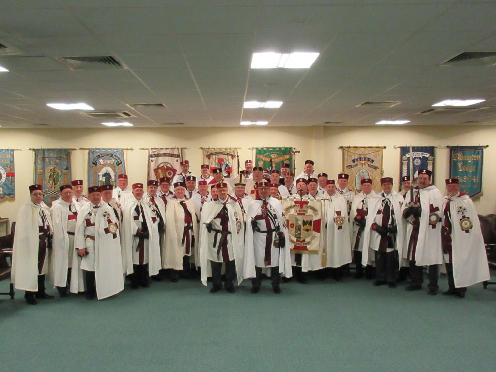 Provincial Priory-Group Photo